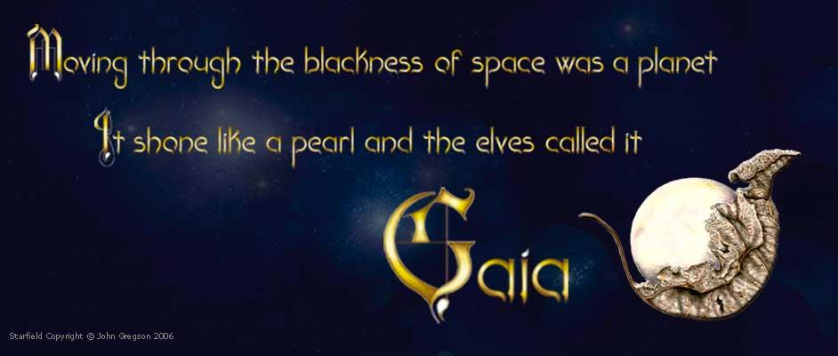Gaia Pearl by Jacquelyn E Lane
