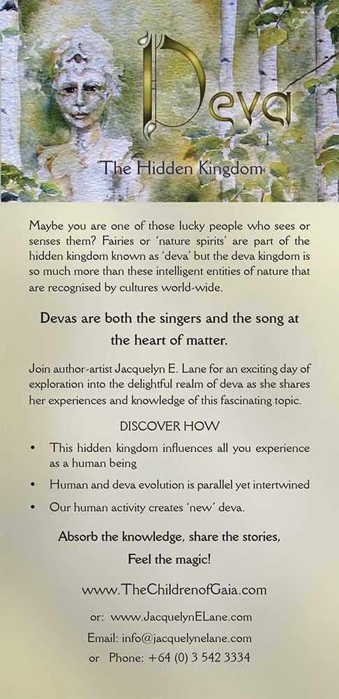 Deva Workshop Promotion