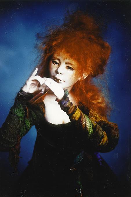 Ariel - Debbie Pointon