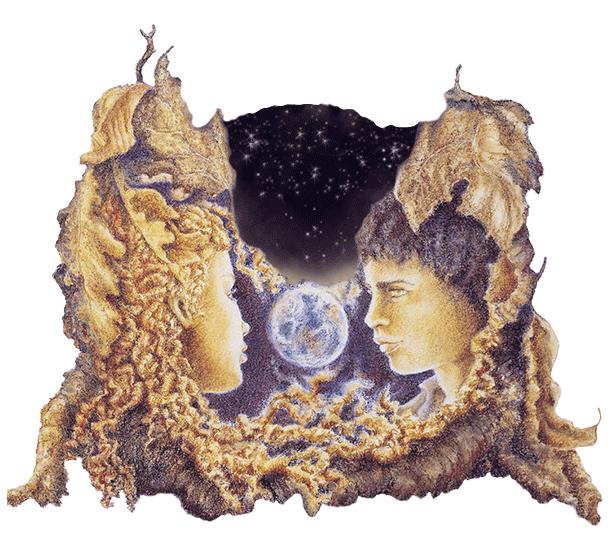 Sarah & Steve cover illustration (detail) Jacquelyn E Lane
