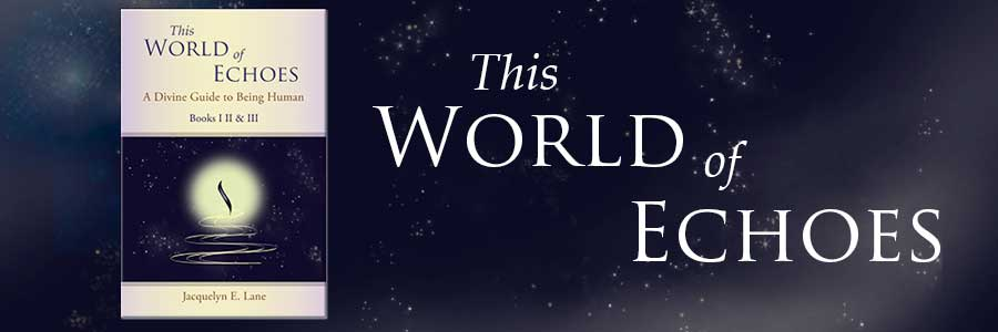 This World of Echoes Book Slider