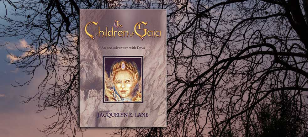 The Children of Gaia Book Home Page Image