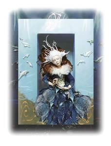 Hinemoana – Greeting Card