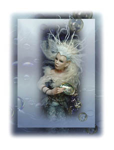 Mermaid Magic – Greeting Card