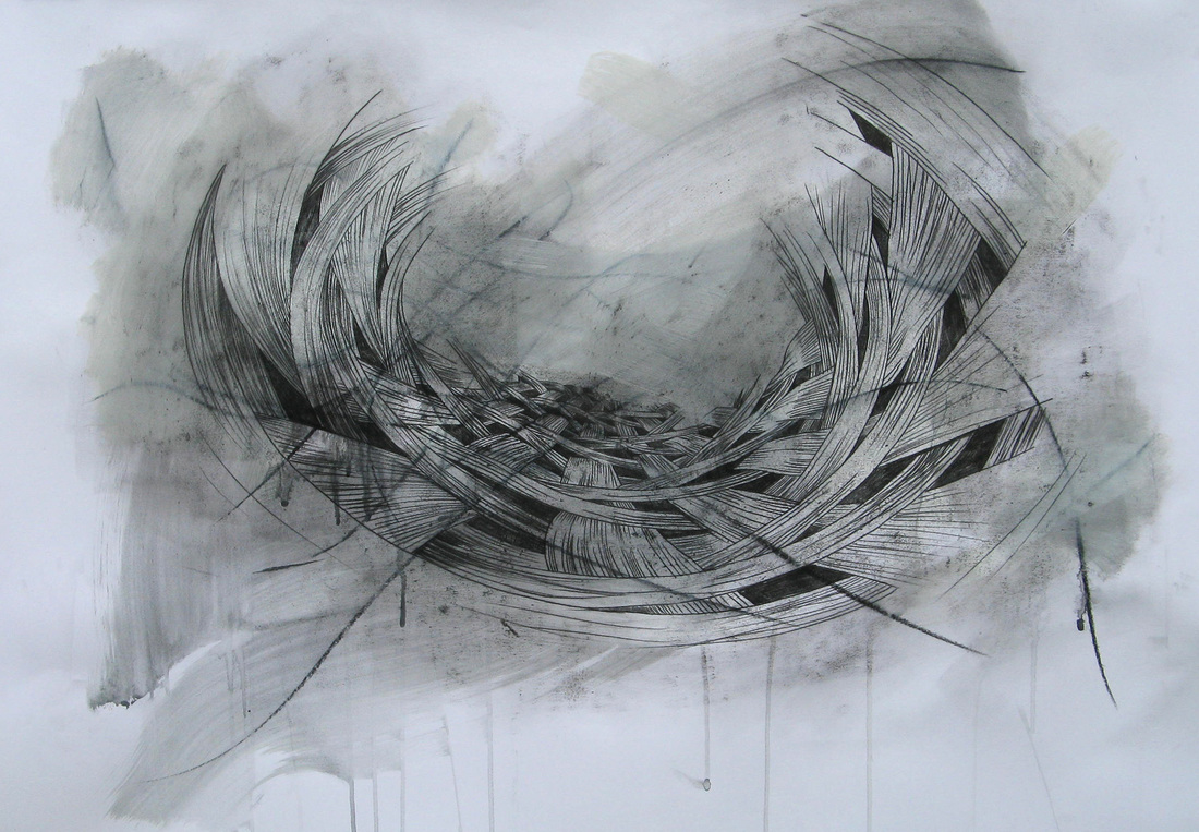 Lance Kerr NZ Artist - Meta Mesh 1