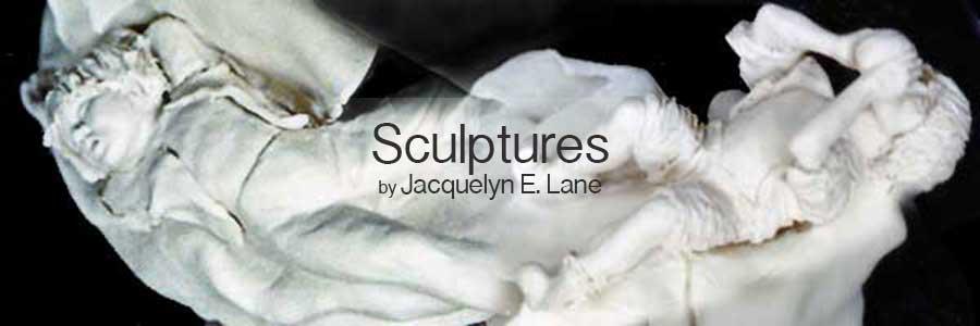 Cider Thieves-Detail- Porcelain by Jacquelyn E Lane