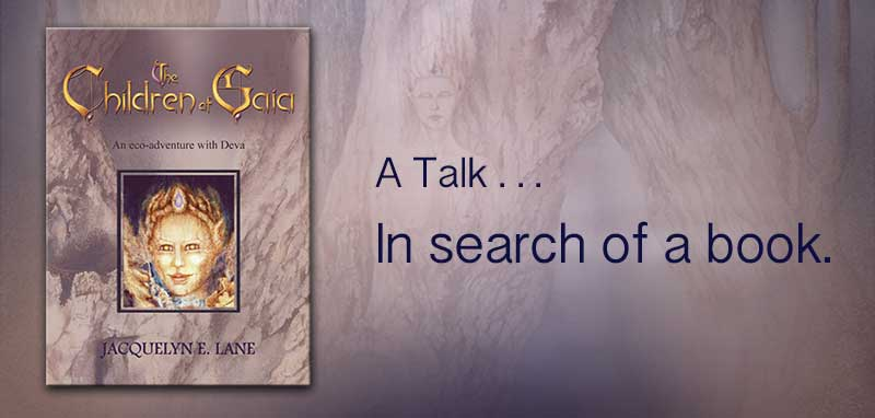 The Children of Gaia-Author Talk