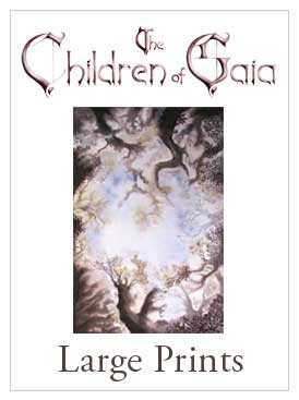 The Children Of Gaia Large Prints