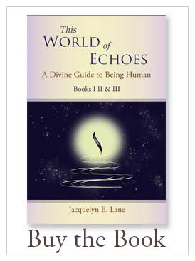 This World Of Echoes Book